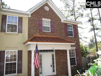 Lexington County, Richland County Townhouse For Sale: 16 Crossbow