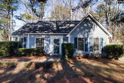 Single Family Home For Sale: 9 Trinity Three Ct