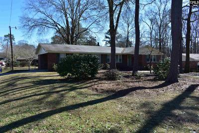 Columbia Single Family Home For Sale: 2826 Hardwicke