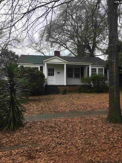 Richland County Single Family Home For Sale: 1111 Fairview