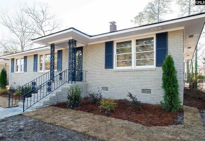 Columbia Single Family Home For Sale: 3040 Forest