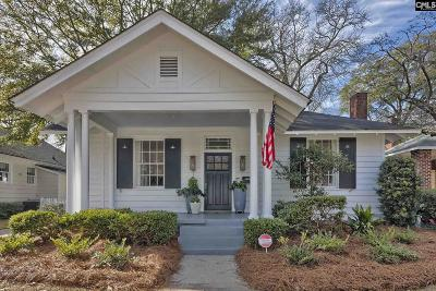 Columbia Single Family Home For Sale: 105 S Edisto