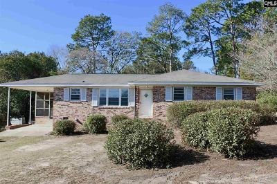 West Columbia Single Family Home For Sale: 315 Winshore