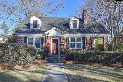Shandon Single Family Home For Sale: 3721 Duncan