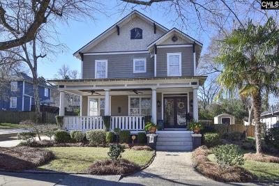 Richland County Single Family Home For Sale: 2503 Park
