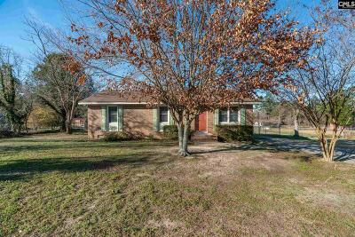 Lexington County Single Family Home For Sale: 103 Hillview