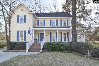 Columbia Single Family Home For Sale: 109 Rook Branch