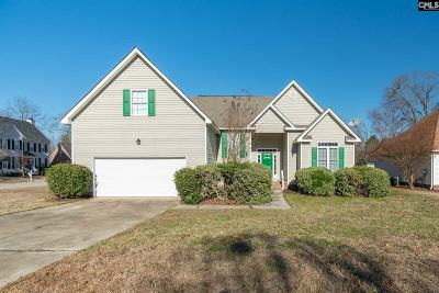 Blythewood Single Family Home For Sale: 1 Rose Haven