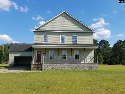 Batesburg, Leesville Single Family Home For Sale: 545 Fredonia