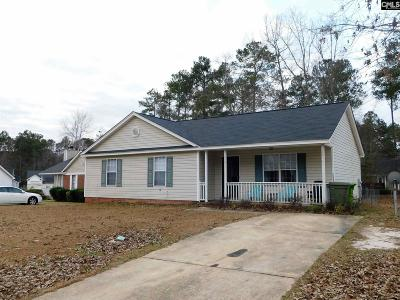 Columbia Single Family Home For Sale: 14 Reidy