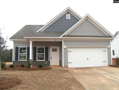 Columbia Single Family Home For Sale: 218 Shoals Landing