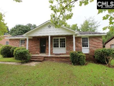 Lexington County, Richland County Single Family Home For Sale: 3513 Padgett