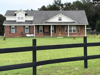 Lexington County, Richland County Single Family Home For Sale: 146 Golden Jubilee Rd