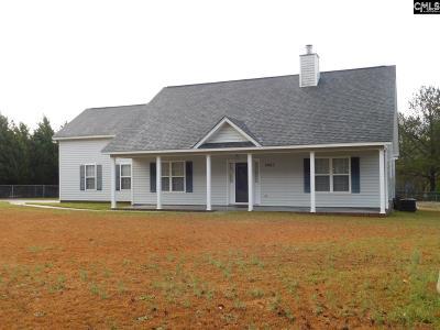 Kershaw County Single Family Home For Sale: 2083 Heath Pond