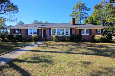 Columbia Single Family Home For Sale: 2738 Stepp