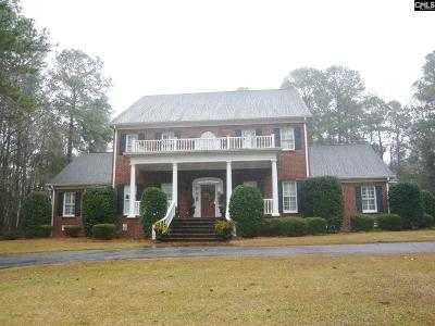 Orangeburg Single Family Home For Sale: 1212 Dunham