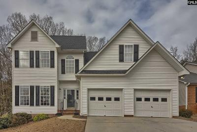 Lexington Single Family Home For Sale: 128 Palmetto Hall
