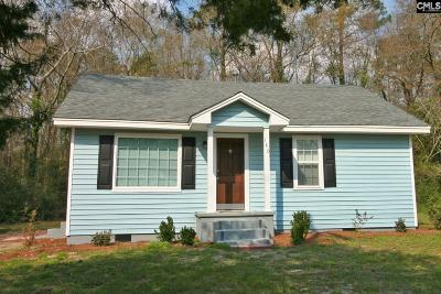 Wagener Single Family Home For Sale: 180 Church