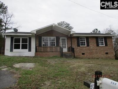 Columbia Single Family Home For Sale: 211 Weir