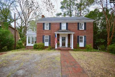 Single Family Home For Sale: 2519 Stratford