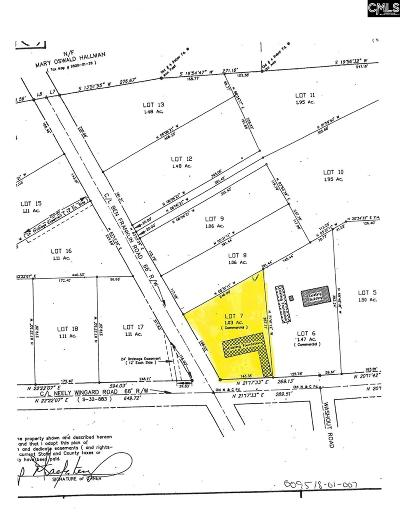 Residential Lots & Land For Sale: Ben Franklin & Neely Wingard