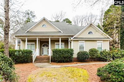 West Columbia Single Family Home For Sale: 1805 Middle Loop
