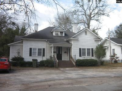 Kershaw County Multi Family Home For Sale: 1205 Mill