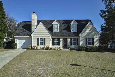 Lexington Single Family Home For Sale: 220 Chaps