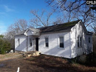 Newberry County Single Family Home For Sale: 130 Morse