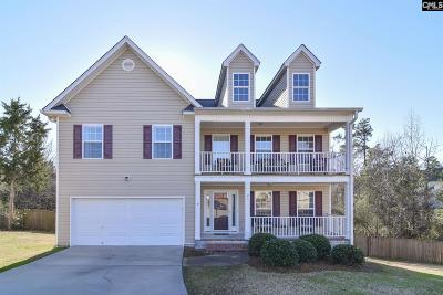 Irmo Single Family Home For Sale: 23 Halo