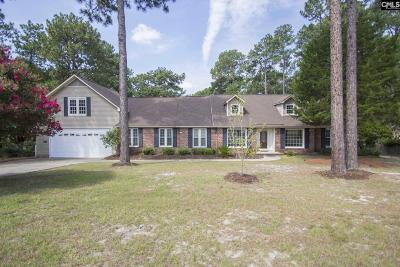 Lexington County Single Family Home For Sale: 114 Pebble Brook