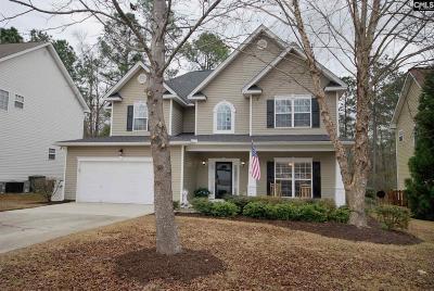 Blythewood, Ridgeway, Winnsboro, Columbia, Elgin, Ballentine, Eastover, Forest Acres, Gadsden, Hopkins Single Family Home For Sale: 237 Berkeley Ridge