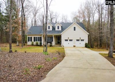 Irmo Single Family Home For Sale: 329 Bookman Mill