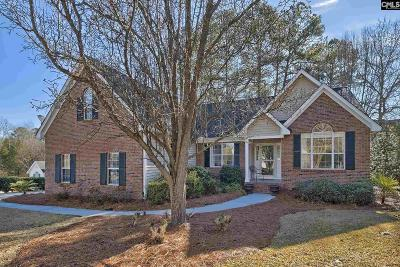 Irmo Single Family Home For Sale: 2 Beckworth
