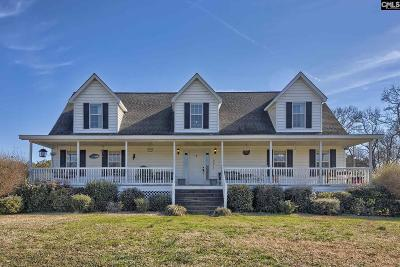 Batesburg, Leesville Single Family Home For Sale: 1951 Dog Leg