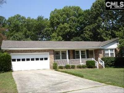 Lexington County, Richland County Single Family Home For Sale: 7 Spotswood