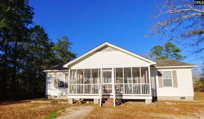 Single Family Home For Sale: 1001 Hwy 21
