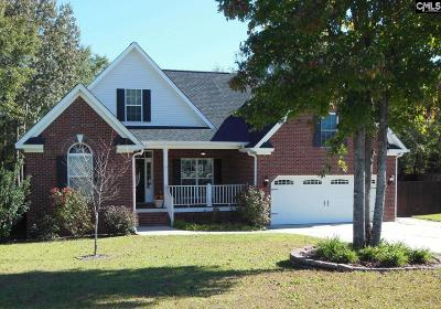 Camden Single Family Home For Sale: 10 Pin Oak