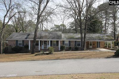 Columbia Single Family Home For Sale: 3224 Berkeley Forest
