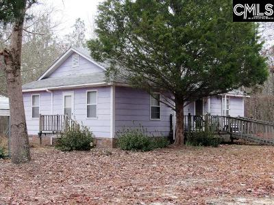 Swansea SC Single Family Home For Sale: $115,000