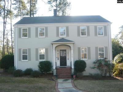 Orangeburg Single Family Home For Sale: 2143 Middleton