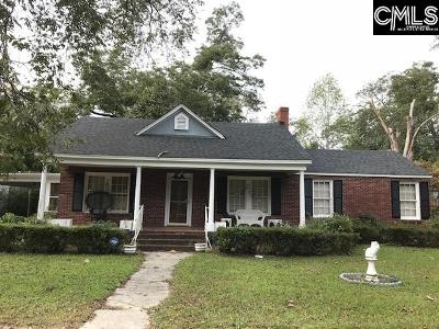 Batesburg Single Family Home For Sale: 511 Short