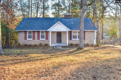 Irmo Single Family Home For Sale: 109 Sutton