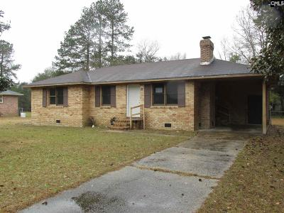 Sumter Single Family Home For Sale: 419 Seminole