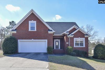 West Columbia Single Family Home For Sale: 214 Bramblewood