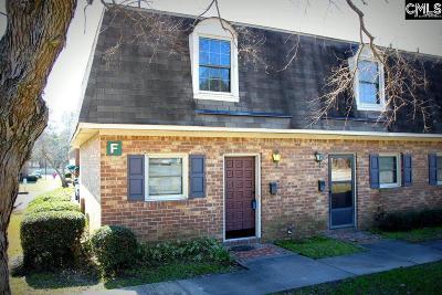 Lexington County, Richland County Condo For Sale: 3700 Bush River #F-1
