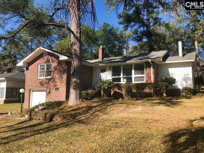 Forest Acres, Shandon Single Family Home For Sale: 1840 Ashby