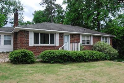 Lexington County Rental For Rent: 1709 Gilvie