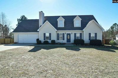 Lexington County Single Family Home For Sale: 122 Dempsey