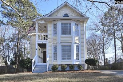 Lexington County Single Family Home For Sale: 116 Trent House
